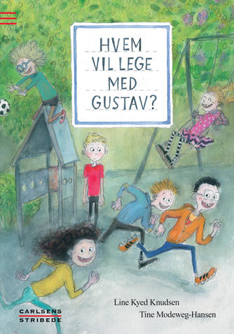 Line Kyed Knudsen: Hvem vil lege med Gustav?