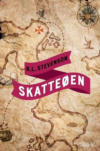Daniel Zimakoff: R.L. Stevensons Skatteøen