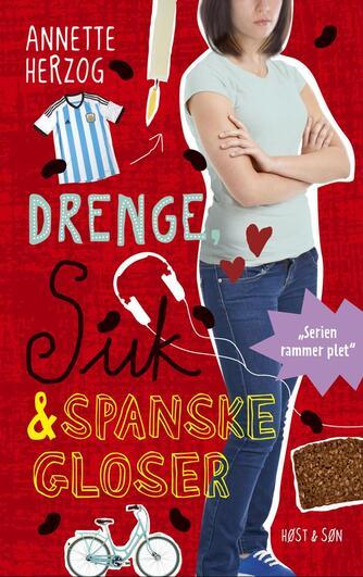 Annette Herzog: Drenge, suk & spanske gloser