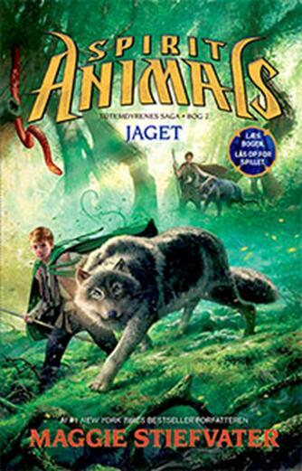 Maggie Stiefvater: Spirit animals - jaget