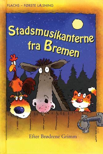 Susanna Davidson: Stadsmusikanterne fra Bremen