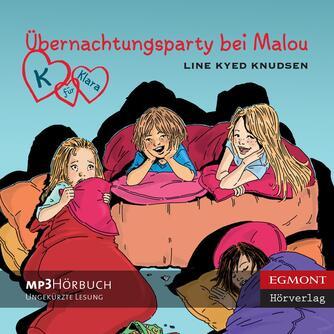 Line Kyed Knudsen: Pyjamas Party bei Malou