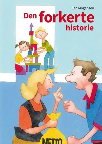 Jan Mogensen (f. 1945): Den forkerte historie