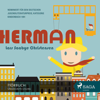 Lars Saabye Christensen (f. 1953): Herman
