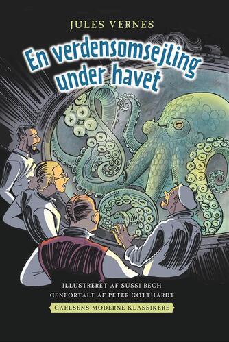 Jules Verne: Jules Vernes En verdensomsejling under havet