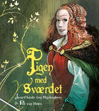 Jean-Claude van Rijckeghem: Pigen med sværdet
