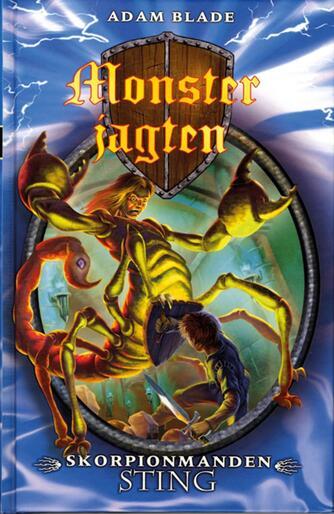 Adam Blade: Skorpionmanden Sting