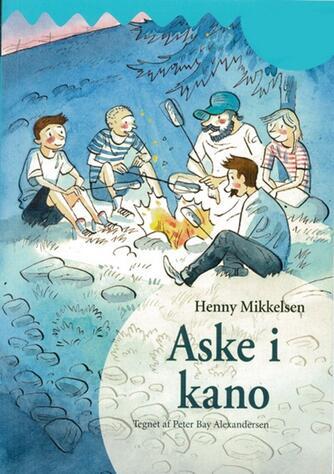 Henny Mikkelsen: Aske i kano