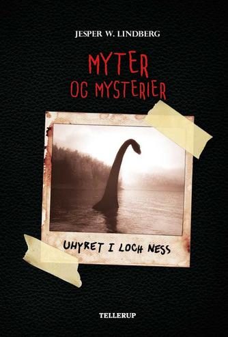 Jesper W. Lindberg: Uhyret i Loch Ness