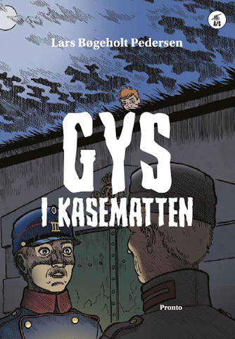 Lars Bøgeholt Pedersen: Gys i kasematten