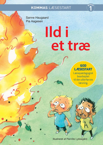 Sanne Haugaard: Ild i et træ