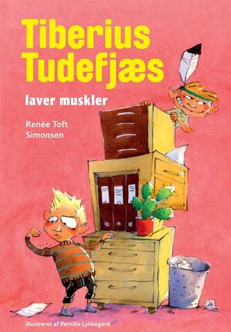 Renée Toft Simonsen: Tiberius Tudefjæs laver muskler