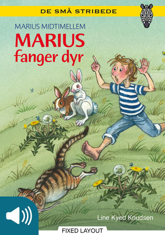 Line Kyed Knudsen: Marius fanger dyr