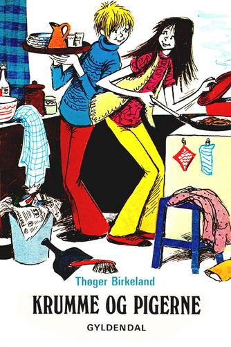 Thøger Birkeland: Krumme og pigerne