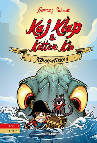 Flemming Schmidt (f. 1984-02-20): Kaj Klap & katten Klo - kæmpefisken