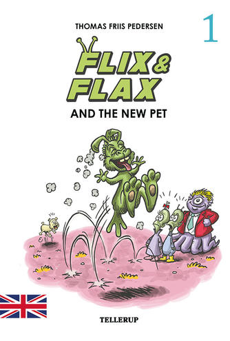 Thomas Friis Pedersen: Flix & Flax and the new pet