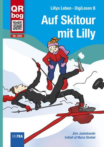 Jörn Jaskolowski: Auf Skitour mit Lilly