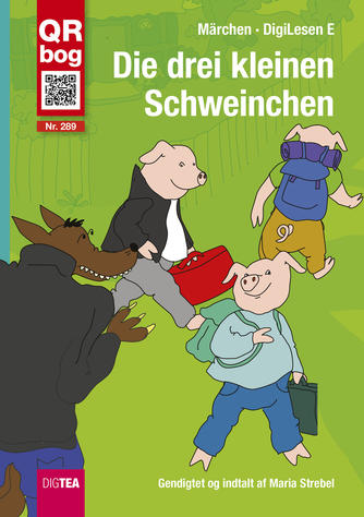 Maria Strebel: Die drei kleinen Schweinchen