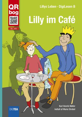 Karl Henrik Møller: Lilly im Café