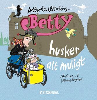 Alberte Winding, Rasmus Bregnhøi: Betty husker alt muligt