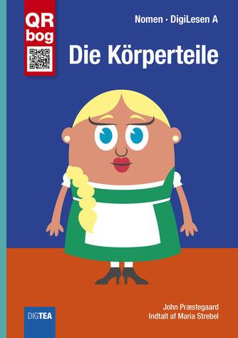 John Nielsen Præstegaard: Die Körperteile