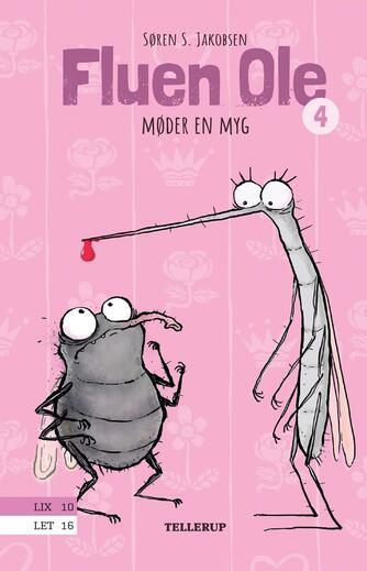 Søren S. Jakobsen: Fluen Ole møder en myg