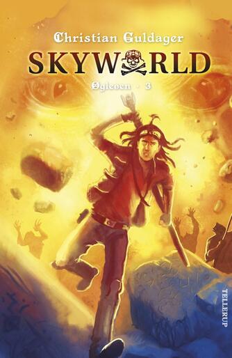 Christian Guldager: Skyworld. 3, Øgleøen