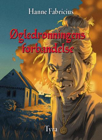 Hanne Fabricius: Øgledronningens forbandelse