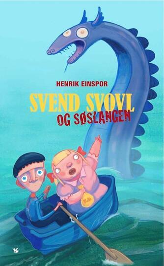 Henrik Einspor: Svend Svovl og søslangen