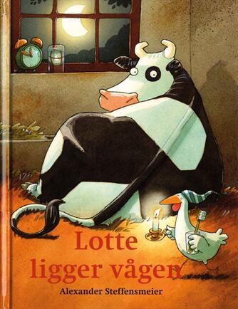 Alexander Steffensmeier: Lotte ligger vågen