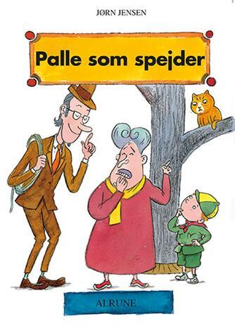 Jørn Jensen (f. 1946): Palle som spejder