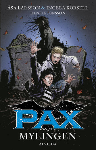 Åsa Larsson: Pax - mylingen