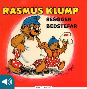 Carla Hansen (f. 1906), Vilh. Hansen (f. 1900), Vilh. Hansen (f. 1900): Rasmus Klump besøger bedstefar