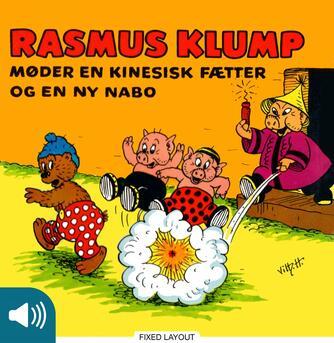 Carla Hansen (f. 1906): Rasmus Klump møder en kinesisk fætter