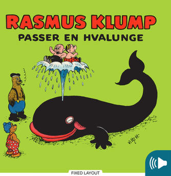 Carla Hansen (f. 1906): Rasmus Klump passer en hvalunge