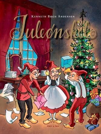 Kenneth Bøgh Andersen: Juleønsket