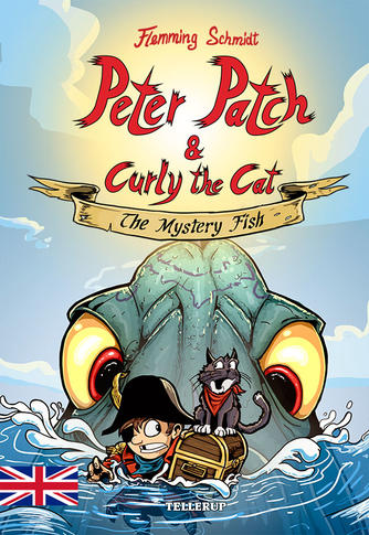 Flemming Schmidt (f. 1984-02-20): Peter Patch & Curly the Cat - the mystery fish