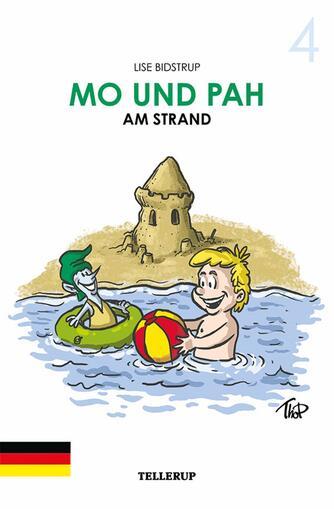 Lise Bidstrup: Mo und Pah am Strand