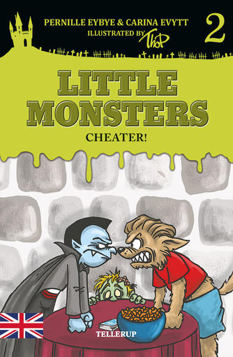 Pernille Eybye: Little monsters - cheater!