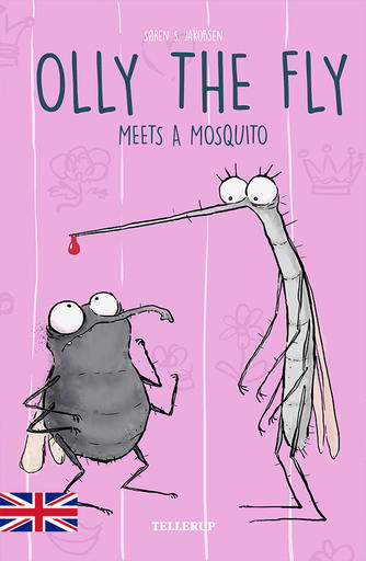 Søren S. Jakobsen: Olly the fly meets a mosquito