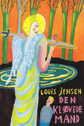 Louis Jensen (f. 1943): Den kløvede mand