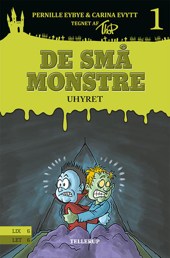 Pernille Eybye: De små monstre - uhyret