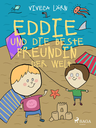 Viveca Lärn: Eddie und die beste Freundin