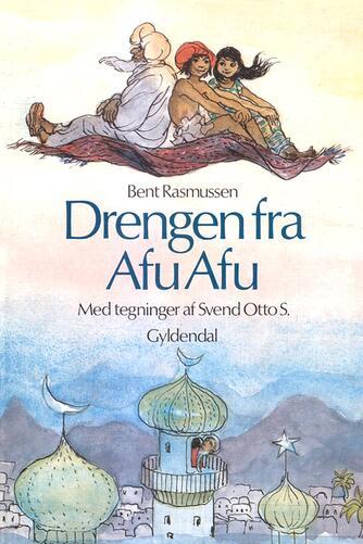 Bent Rasmussen (f. 1934): Drengen fra Afu Afu