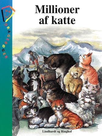 Grete Sonne (f. 1948): Millioner af katte