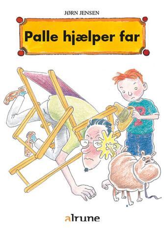 Jørn Jensen (f. 1946): Palle hjælper far