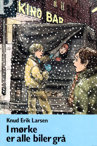 Knud Erik Larsen (f. 1936): I mørke er alle biler grå