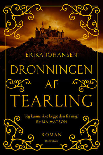 Erika Johansen: Dronningen af Tearling : roman
