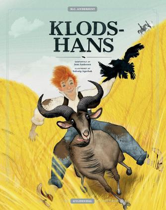 Jens Andersen (f. 1955), Solveig Agerbak: H.C. Andersens Klods-Hans