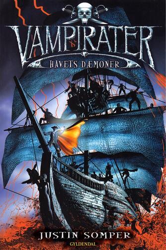 Justin Somper: Havets dæmoner